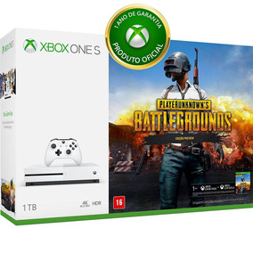 Console Xbox One S 1 Tb + Playerunknown