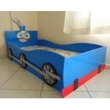 Cama Infantil De Trem - 150x70