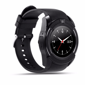 Smartwatch Reloj Celular 360 Sim Microsd Camara V8 Notificac