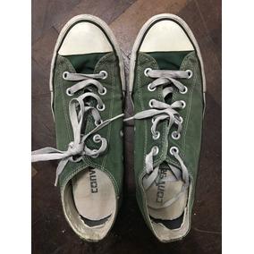 Converse Verdes Usadas