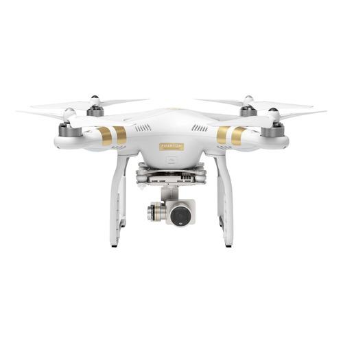 Drone DJI Phantom 3 Professional con cámara 4K white