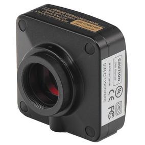 Câmera Usb Para Microscópio Trinocular - 5.1 Mpixels