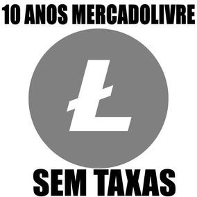 0.02 Litecoin Sem Taxas Menor Preço Envio Rapido = Bitcoin