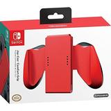 Power A Switch Joy Con Comfort, Gris/rojo - Standard Edition