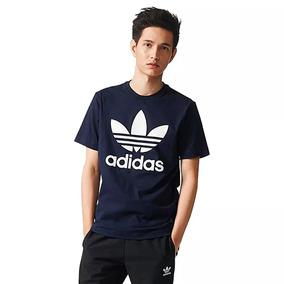 d83cb512c8 Camiseta adidas Originals Trefoil - Original Bq8641 Bq8652