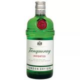 Garrafa Gin Tanqueray 1 Litro Original Importado
