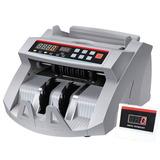 Máquina De Contar Billetes Detecta Falsos + Garantía