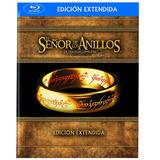 Trilogia El Señor De Los Anillos Extendida Blu-ray Nacional