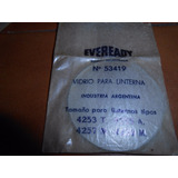 Antiguo Repuesto Vidrio Linterna Eveready M53419-20