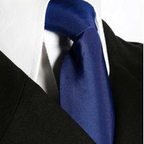 Gravata Azul Royal Recpcionistas