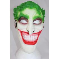 Máscara Coringa Esquadrão Suicida Látex Fantasia Carnaval