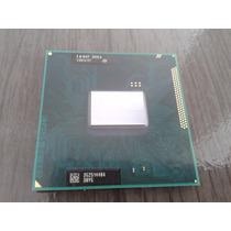 Processador Mobile Intel Celeron Dual-core B800- P016