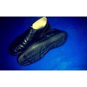 Zapatos De Cuero American Shoes Talla 44