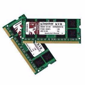 Memoria Novatech Notebook 1gb Ddr2 Pc2 /5300 6400 Mhz