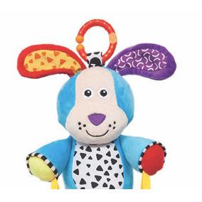 Brinquedo Cachorrinho Atividades De Pelúcia - Buba Toys