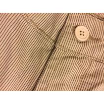Calça Jeans Social Com Lycra Risca De Giz Direto Da Fábrica