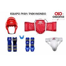 Equipo Completo Para Taekwondo ---marca Asiana---