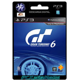 Gran Turismo 6 Ps3 Gt6 Juego [pcx3gamers][digital]