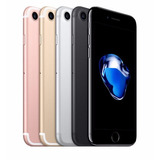 Iphone 7 32 Gb Oro Rosa, Negro Mate, Silver, Dorado
