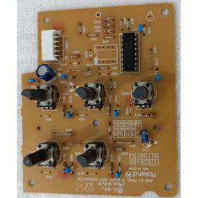 Placa Painel Teclado Roland Juno Di Sound Modify Completa