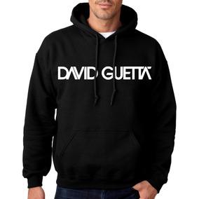 Sudaderas Rock David Guetta Panda Xd Todas Las Tallas