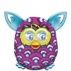 Brinquedo Furby Boom Sunny A6847 Portugues