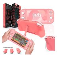 Nintendo Switch Lite Funda Grip Orzly Protección Premium