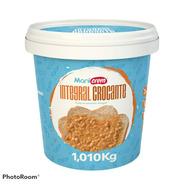 Manicrem Pasta De Amendoim Integral 100% Amendoim - 1kg