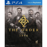 The Order 1886 Playstation 4 Ps4 Nuevo Fisico Local Once