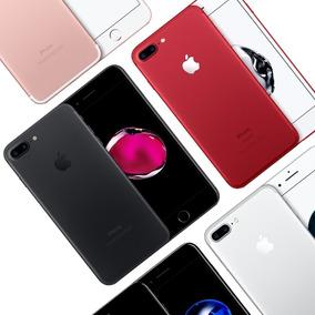 Apple Iphone 7 Plus 256gb Caja Funda + Templado De Regalo!