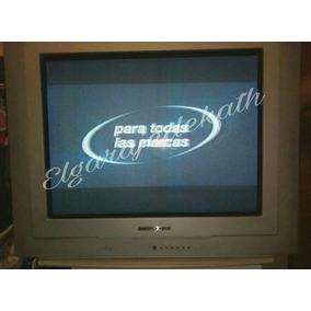 Televisor Daewoo Pantalla Plana 29 Pulgadas