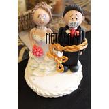 Centros De Torta Originales Casamiento Porcelana Fria