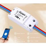 Interruptor Elétrico Inteligente Via Internet Sonoff