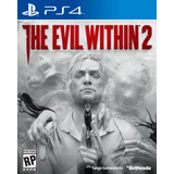 The Evil Within 2 Ps4 Digital Gcp