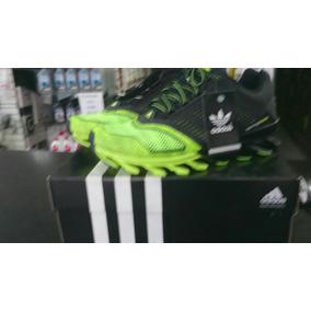 Tenis adidas Springblade Drive Preto E Verde Limao
