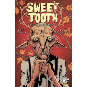 Sweet Tooth Depois Do Apocalipse 6 Lacrado