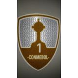 Patch Copa Bridgestone Libertadores Taça 1 Palmeiras Flameng