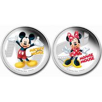 Super Ganga Monedas De Mickey Y Sus Amigos