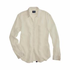 Camisa Slim De Hombre Kaky