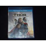 Blu Ray Thor: Un Mundo Oscuro ( Oferta)