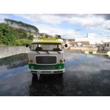 Miniatura De Carreta Unik Izoard Transporte De Combustiveis