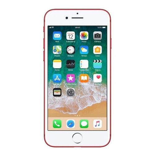 iPhone 7 128 GB (Product)Red 2 GB RAM