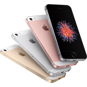 Iphone Se 32gb 2017 4g Lte Apple Nuevo Sellado Garantía