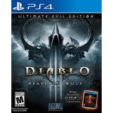 Diablo 3: Ultimate Edition - Ps4 Físico Nuevo Y Sellado*