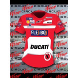 Camiseta Moto Gp Remera Ducati Jorge Lorenzo