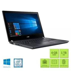 Notebook Acer Travelmate Core I3 4gb 1tb 14 Windows 10 Pro
