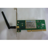 Tp-link Tl-wn651g 108mbps Super G Wireless Pci Adapter