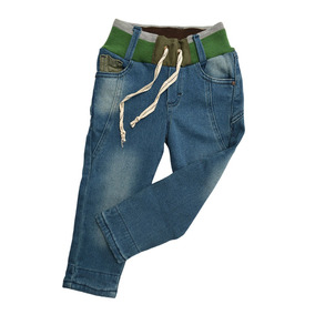 Pantalón Azul Fire 6m