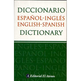 Diccionario Español-ingles English-spanish - Varios