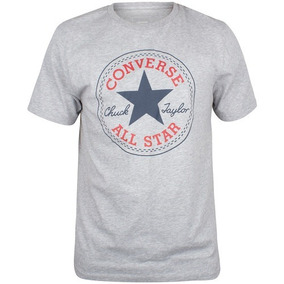 Remera Converse All Star Core Chuck Patch Nueva Talle M Usa